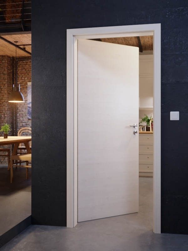 innent r set cross aland pinie polar cpl t r mit zarge und dr cker. Black Bedroom Furniture Sets. Home Design Ideas