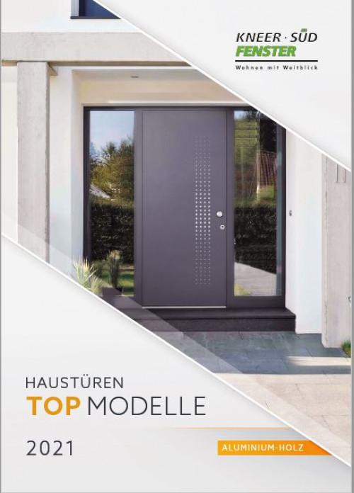 Aluminium-Holz-Haustüren Katalog Kneer