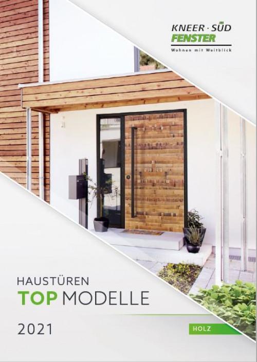 Holz-Haustüren Katalog Kneer