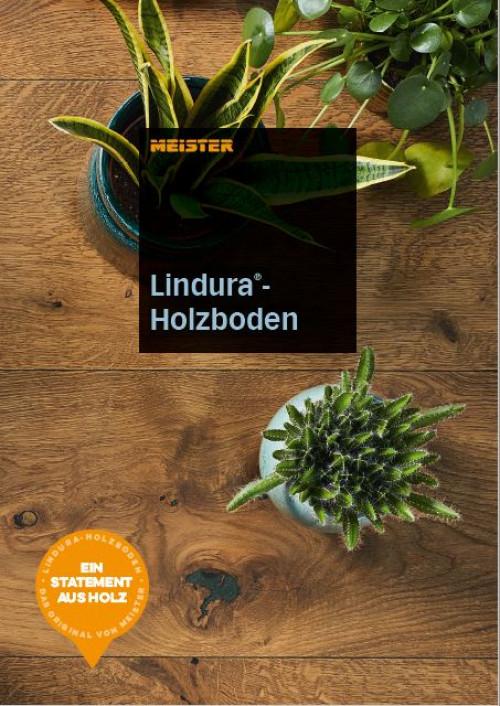 Meister Lindura- Holzboden Katalog