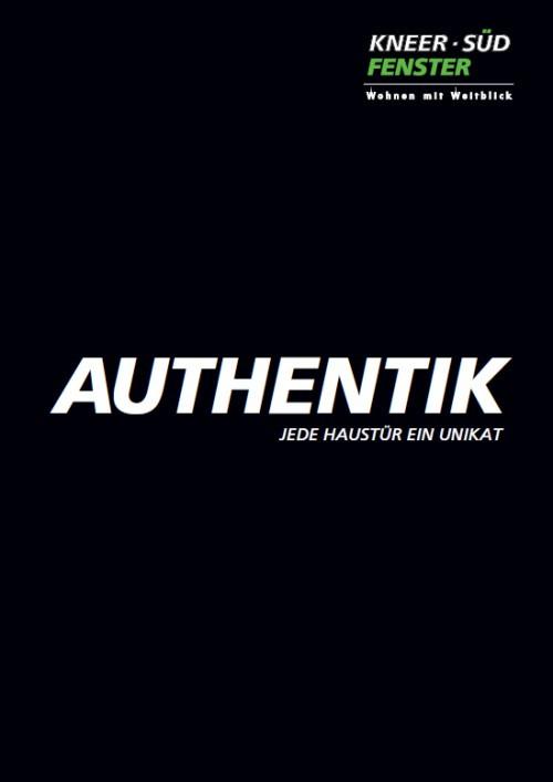 Authentic Haustüren - Kneer