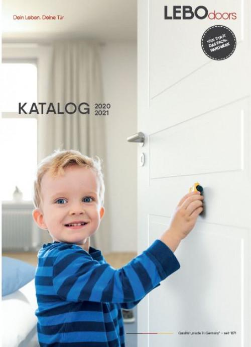 Türenkollektion Katalog Lebo 2021
