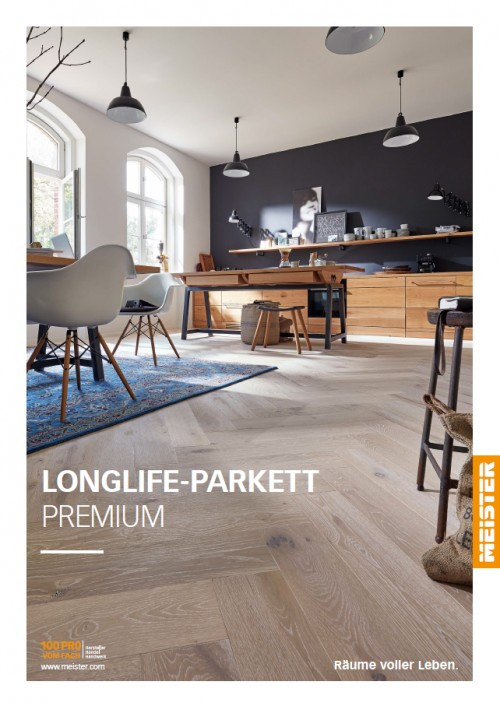 Longlife-Parkett Premium - MEISTER