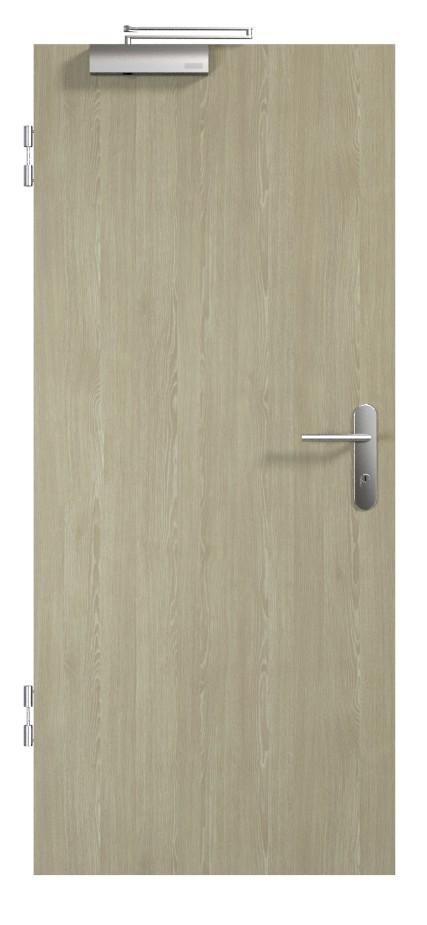 bernsteineiche ei 727 portalit schallschutzt r westag getalit. Black Bedroom Furniture Sets. Home Design Ideas