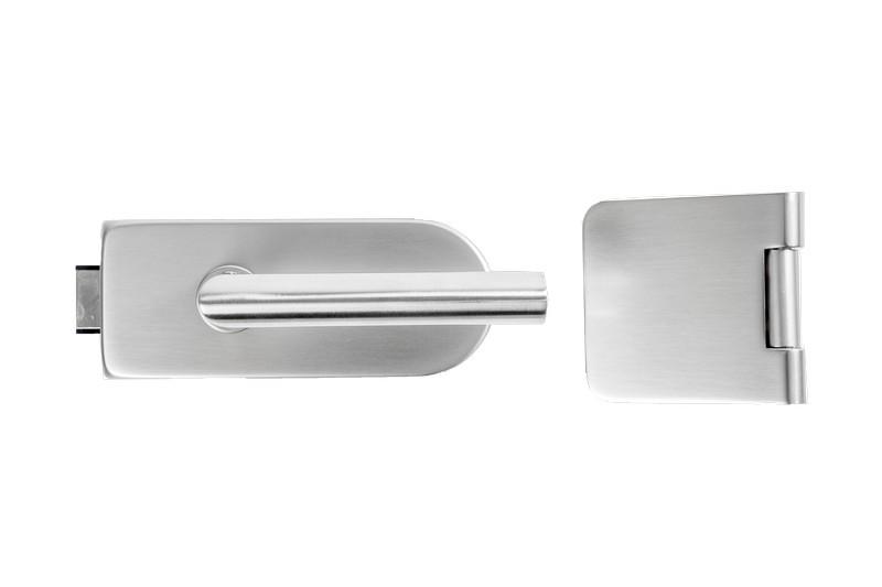 Bild von Basic Alpha 2.0 Beschlagset in Silber EV 1 - Erkelenz