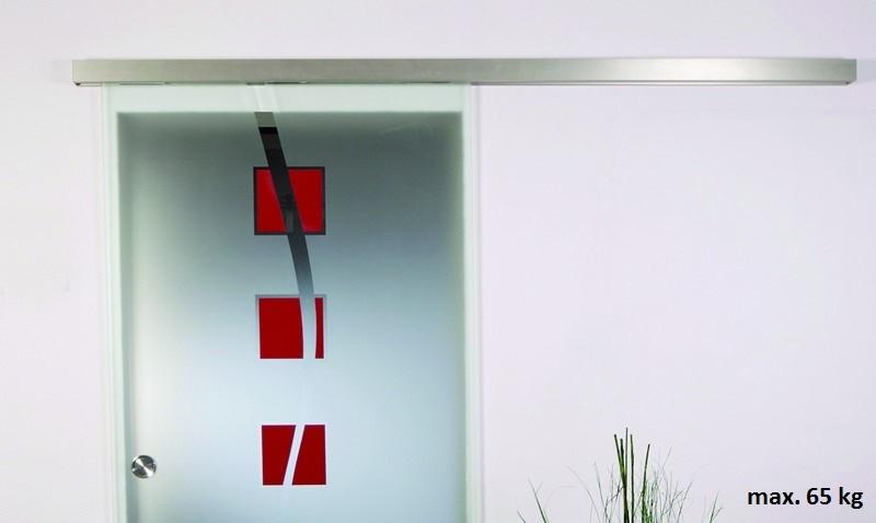 Bild von Sigma 65 Schiebetürsystem für Glastüren - Erkelenz