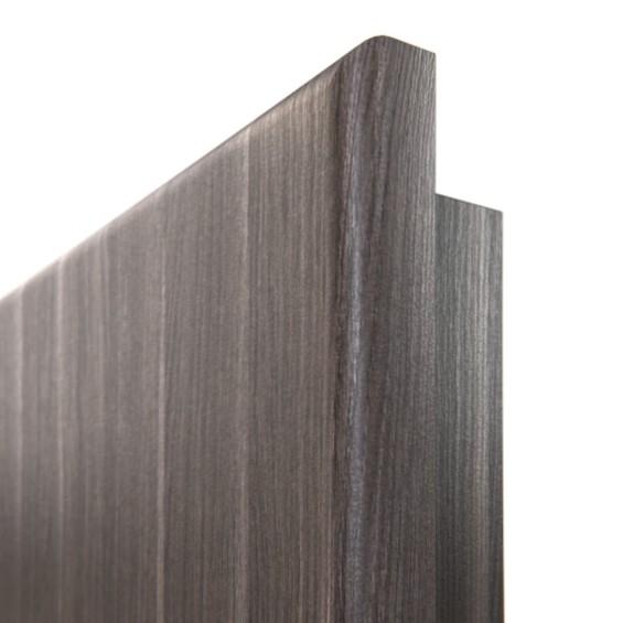 strukturiert eiche anthrazit lebolit cpl innent r lebo. Black Bedroom Furniture Sets. Home Design Ideas