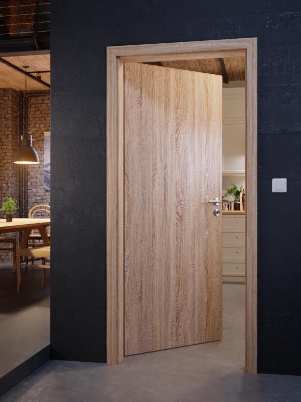 strukturiert sonoma eiche lebolit cpl innent r lebo. Black Bedroom Furniture Sets. Home Design Ideas