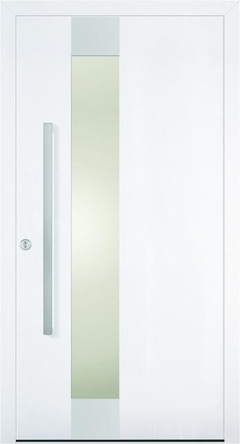 a 18 205 aluminium holz haust r mit glasausschnitt kneer. Black Bedroom Furniture Sets. Home Design Ideas