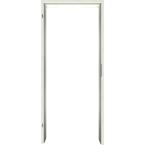 innent r set cpl uni wei optima t r mit zarge und dr cker. Black Bedroom Furniture Sets. Home Design Ideas