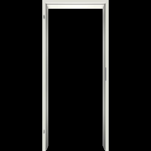 innent r set weiss 9010 cpl t r mit zarge und dr cker. Black Bedroom Furniture Sets. Home Design Ideas