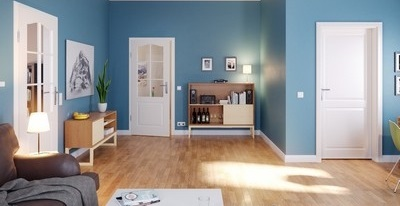 Milieubild: Innentüren mit klassischem Stil - Stiba Plus von Jeld-Wen