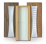 Holzglastüren, Innentüren, Glas und Holz, CPL