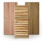 Schallschutz-Tür, Echtholz-furniert, echtholz-Furnier, furniert