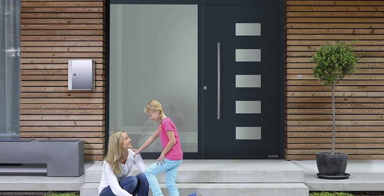 Alu-Stahl-Haustüren, Hörmann, online, kaufen