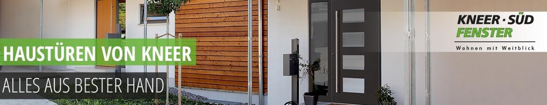 Haustüren von Kneer,  Wohnungseingangstüren, deutsche Markenqualität, hochwertig