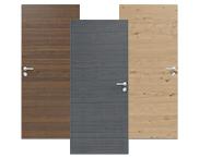Echtholzfurnierte Türen von vitaDoor