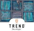 Mosaikfliesen von Trend
