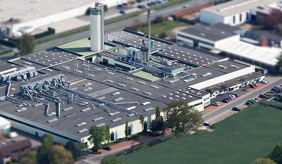 Herstellung von Lebo-Innentüren in Bocholt Fertigungsstätte