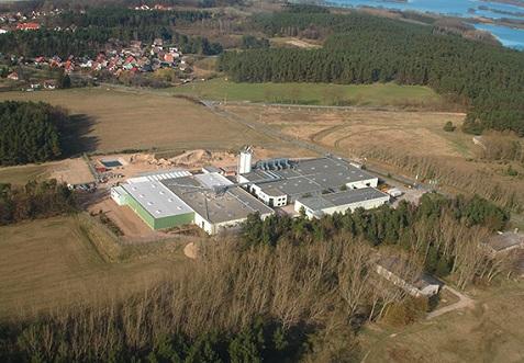 Lebo Zargen Fertigungs Herstellung Fabrik Krakow am See