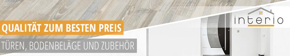 Haustüren von Interio,  Wohnungseingangstüren, Innentüren, Haustüren, Zargen, Zubehör, deutsche Markenqualität, hochwertig, Fachhandelsqualität zum Bestpreis