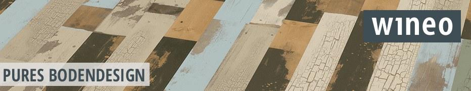 Wineo, moderner Vinylboden, Bioböden, nachhaltige Qualitätsböden