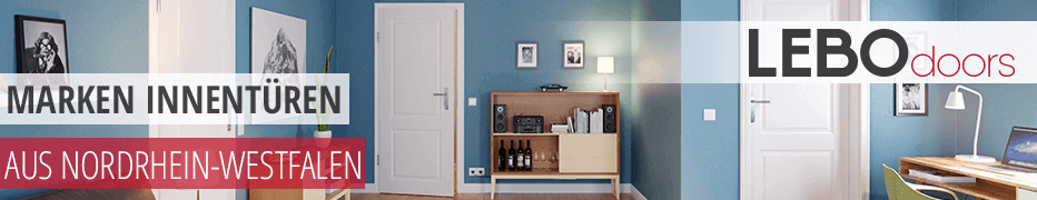 Innentüren der Marke Lebo, Holzinnentüren, Zimmertüren, langlebig, funktional, preiswerte Qualität