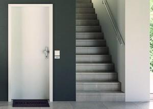 Zarge für Wohnungseingangstür, Eingangstür, Türrahmen
