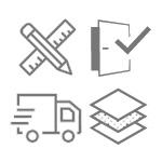 Icon messen, einbauen, bestellen